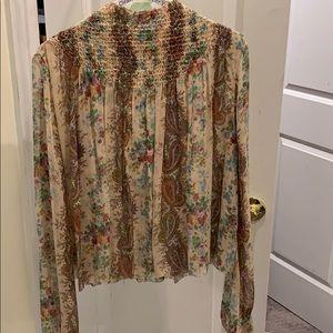 Beautiful intermix blouse